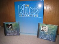 The Blues CD Collection - Plus Original Magazines in Binders.