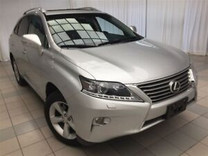 2014 Lexus RX 350 Premium Package: Fully Serviced, New Brakes
