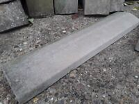 Used Wall Cappings