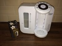 Tommee Tippee Perfect Prep Machine and brand new filter for sale.
