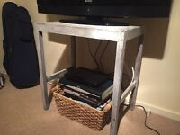 Shabby Chic Wooden School Desk/Table £15 ONO