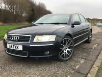 Audi A8 4.0 V8 Diesel Automatic