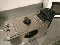 George Home 3L Pro Deep Fryer - Stainless Steel