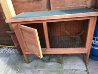 Rabbit / guinea pig house