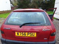 citreon diesel, ex health board well serviced spares or repaires