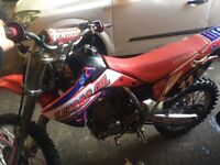Crf 150 2013 just had top end rebuild eith receipt