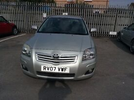 for sale toyota avensis 2.2d