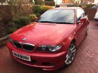 BMW325 Sport Auto 2004 - Superb condition low mileage