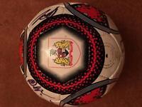 Signed Bristol City football ⚽️