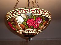 Tiffany Ceiling Light by Interiors