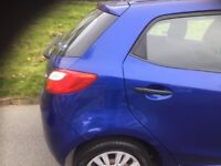 One retired lady owner new battery 12months m.o.t. Got a dent and small marks nice car 07720858277