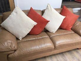 Large sofa cushions