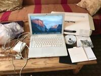 "MacBook 13"" MacBook 13"" 2009 NVIDIA Geforce original box all original accessories good condition"