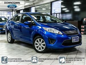 2011 Ford Fiesta SE, One Owner Trade in with Full Service Histor