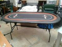 Redtooth Poker table
