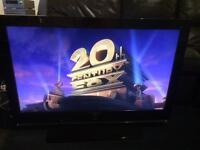 Technika 22 inch LCD tv and remote control £40