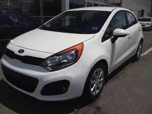 2013 Kia Rio LX+ Finance for $104 Bi Weekly OAC for 60 Months