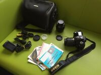 Nikon D50 Kit (£100 for ALL)