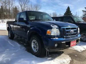 2010 Ford Ranger Sport   *1-owner trade   Only 56K  V6   Air  Al