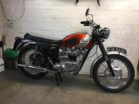 Triumph 1969 t120 professionally restored!