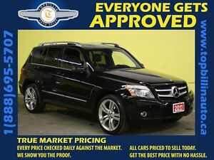 2011 Mercedes-Benz GLK-Class GLK350*4MATIC*PANORAMIC ROOF*