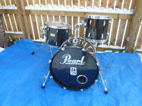 PEARL 'Masters Custom' maple drums. Bargain at £375