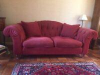 Luxury sofa, very good condition
