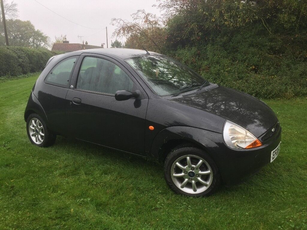 Cheap Car Low Mileage Ford Ka 2008 New Mot Excellent First Car