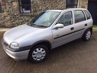 VAUXHALL CORSA AUTOMATIC,12 MONTHS MOT,LOW MILEAGE,FULL AUTOMATIC GEARBOX, GOOD CONDITION,HPI CLEAR