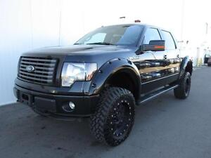 2012 Ford F-150 FX4 $130 Weekly Black on Black Pick-up!