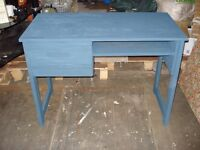 strong writing desk. painted farrow and ball