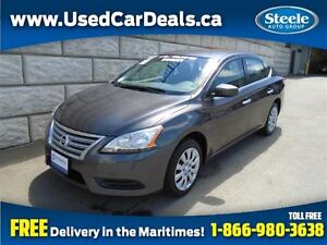 2015 Nissan Sentra 1.8 Auto Air Fully Equipped Cruise