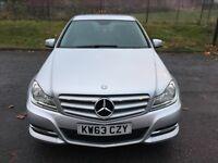 Mercedes-Benz C Class 2.1 C220 CDI SE (Executive Pack) 7G-Tronic Plus Auto 2014/63 Reg Sat-Nav
