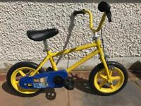 Bob the Builder Child's Bike.