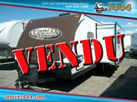 2013 Kodiak 255BHSL - * VENDU *