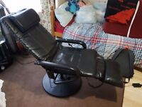 Solartronic massage chair