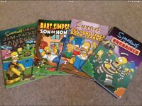Simpson comic books
