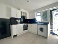 Contemporary Newly Refurbished Apartment with large South facing private balcony