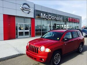 2009 Jeep Compass Rocky Mountain 4WD - Rare 5 SPEED!