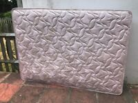 Used double size mattress