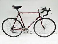 Bob Jackson 531 steel racing bicycle