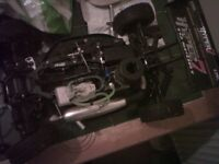 rc nitro hyper fullworking swap for a pc had a new pullstart today all works email me