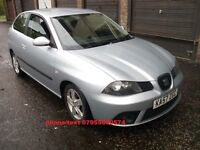 seat ibiza reference sport tdi 1.4 2007 57 plate 3door
