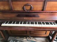 Piano in good condition R Goetze