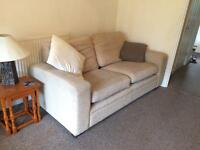 Next two seat sofa - v good condition