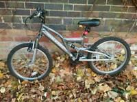 Boys Raleigh 20inch Wheel Bike