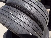 Part worn tyres TouchStoneTyresLondon 155/65/14 / Pairs & sets Free fitting / Barking