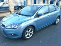 Ford Focus 1.6 Zetec 5dr 5 Door Hpi Clear Very Clean Car Px welcome