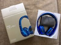 Samsung Level On Wireless Noise Cancelling Headphones (Blue)