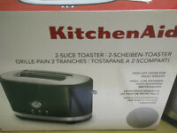 New in box KitchenAid toster